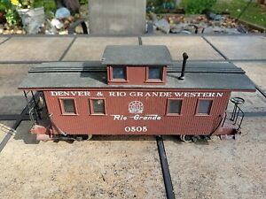 Bachman  Denver & Rio Grande Western Caboose Train Car G Scale ?