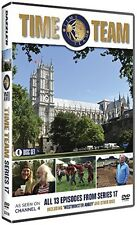 Time Team: Complete Series 17: New DVD - Tony Robinson