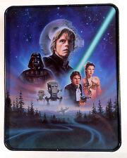 Star Wars Return Of The Jedi - Episode Vi - Large Metal Tin Case