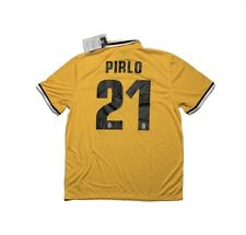 Men Juventus Away 2013 #21 PIRLO Soccer Maglia Trikot Maillot Shirt Football NEW