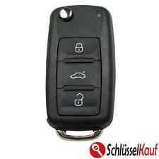 VW Seat Auto Fernbedienung Gehäuse Modern Rohling HAA Ersatz Klappschlüssel NEU
