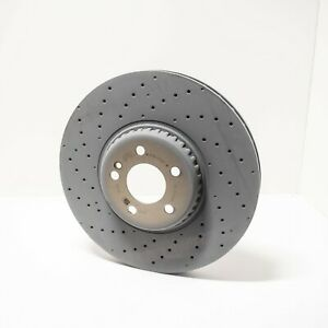 Mercedes Benz E Class W213 Front Sport Brake Disc Rotor A0004212312 New Genuine