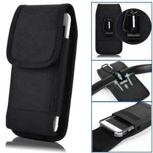 For Nokia 6300 4G Phone Case Belt Holster Pouch with Clip/Loop