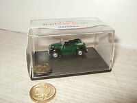 Oxford Diecast 76ME002 Morris Eight Car in 1:76 Scale.