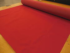 2 Yards 300x600D Red PVC Backed Polyester 12.5 oz. Waterproof