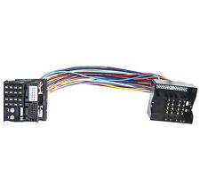 Most Quadlock Verlängerung 1:1 Radio Kabel Adapter AUDI BMW FORD OPEL RENAULT VW