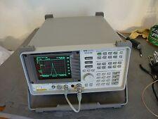HP Agilent 8593E Spectrum Analyzer w/ various options 9 khz - 26.9 ghz opt 26/27
