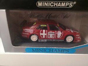 Alfa Romeo 155 V6 Dtm Francia Minichamps 1 43
