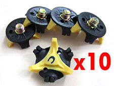 "Twist Screw ""Small Metal Thread"" Stinger Golf Shoe Spike Replacement Cleat Champ"