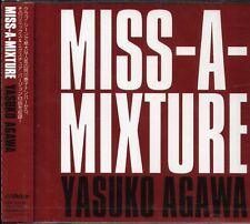 Yasuko Agawa - Miss-A-Mixture - Japan CD - NEW