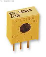 VISHAY SPECTROL - M63S102KB40 - TRIMMER, 1K,Price For:  5