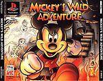 Mickeys Wild Adventure (Sony PlayStation 1, 2000)