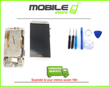 Tactile LCD Chassis pour HTC One M8 Gris et Blanc outils