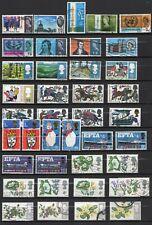 GB QEII mid 1960's good used and mint