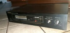 Pioneer SR 60 stereo system Reverb Reverberation Amplifier BLACK FACE