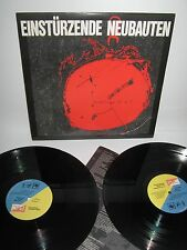 "EINSTURZENDE NEUBAUTEN – Drawings Of O.T – vinyl LP+12"""