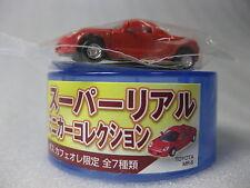 TOYOTA MR-S RED Diecast Model SRMC Suntory BOSS Promo NIB