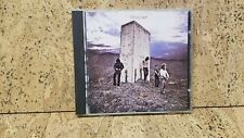 The Who Who's Next West Germany Polydor  1st Pressing 1983 CD CLEAN