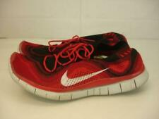Nike Free Flyknit Trainer+ Trainer Running Shoes Gym Red Black White Mens 12.5