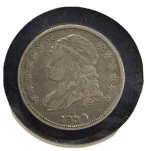 1830 Capped Bust Dime Extra Fine XF EF JR8 R3 Original! Mr. C