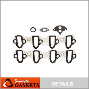 Intake Manifold Gaskets(Metal) fit 99-15 Chevrolet GMC Cadillac 4.8L/5.3/6.0/6.2