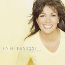 Love Has a Name by Kathy Troccoli (CD, Oct-2000, Reunion) RELIGIOUS/DEVOTIONAL