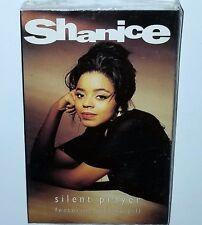 SHANICE SEALED TAPE CASSETTE JOHNY GILL Silent Prayer R&B SOUL FUNK MODERN lp cd