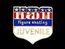 Juvenile Figure Skating Lapel Pin - Making Progress