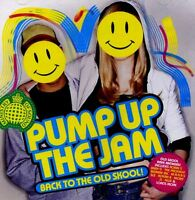 PUMP UP THE JAM: BACK TO THE OLD SKOOL various (2X CD) MOSCD 188 trance, techno