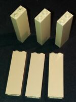 LEGO 2454 brick wall pillar 1x2x5 Select Colour & amount Pack of 6 free postage