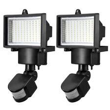 100 LED Solar Light Motion Sensor Security Lights Waterproof Garden Outdoor Lamp