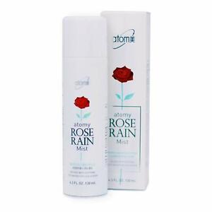 Atomy Rose Rain Mist Lasting Hydration Natural Rosewater Fine 4.4 fl. oz NEW