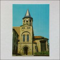 Menat Puy de Dome Abbey Postcard (P349)