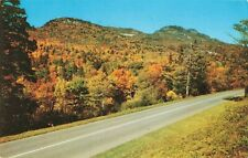 Postcard Blue Ridge Parkway North Carolina