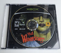 The Warriors (Microsoft Xbox, 2005) Game Disc Only, New Slim Case, Tested, Clean