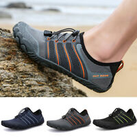 Mens&Womens Water Shoes Quick Dry Barefoot Diving Surf Aqua Sport Beach Vacation