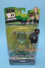 "Ban Dai 2012 Ben Ten 10 Omniverse Alien Toepick 7"" Feature Action Figure"