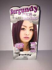 IDA Faddy Bubble Color (Burgundy) lv.3 Hair Color