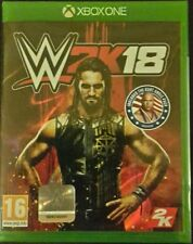 W2K18 INCLUDES THE KURT ANGLE PACK -  FOR XBOX ONE - GAME BRAND NEW SEALED