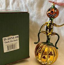 Jack On Jack (Halloween) By Slavic Treasures
