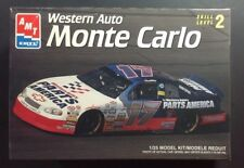 1/25 Amt Kit Of Western Auto Monte Carlo
