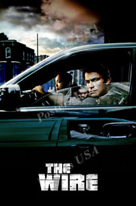 Posters USA - The Wire TV Show Series Poster Glossy Finish - TVS415