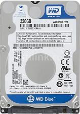 """320GB 2.5"""" SATA disco duro Western Digital WD 3200 LPVX sellado de fábrica"""