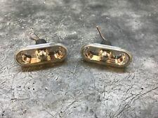 2000 VW POLO 1.4 PETROL 5DR MANUAL SIDE INDICATOR REPEATER PAIR