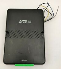 Alpine Model 8600 Radar Sensor for 8040 Mobile Alarm System