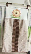 NEW High Quality Embroidered Nursery Diaper Nappy Stacker Organiser Bag  300