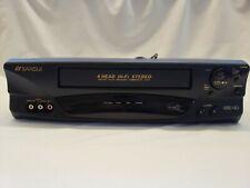 Sansui Vhf6010A Vcr Video Cassette Recorder 4 Head Hi-Fi Stereo Vhs