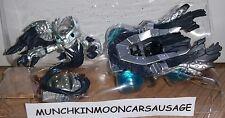Nuevo Skylanders Oscuro Edición Spitfire & Hot Streak coche supercompresores imaginators