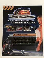 Need For Speed Underground EA Sports Global VR Game Flyer Brochure Ad