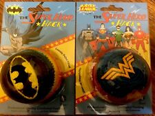 DC Comics™ SUPER POWERS Hero Hack COMIC CROCHET Footbag Set